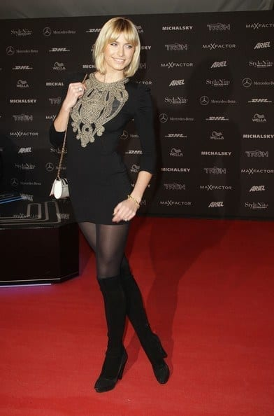 12-Some-Fashion-Inspiration Lena Gercke Outfits-25 Best Dressing Style of Lena Gercke to Copy
