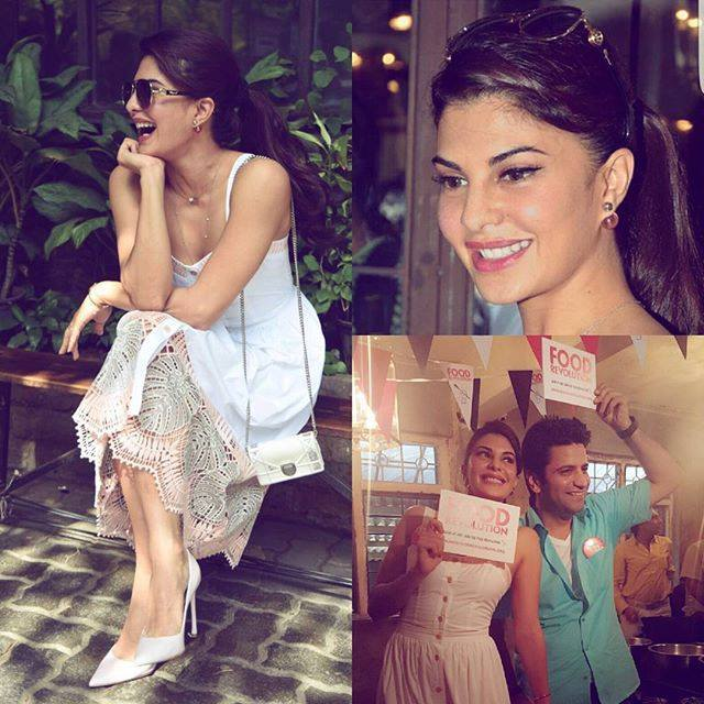 13254378_1036846926392985_4168852110373801636_n Jacqueline Fernandez Outfits-Top 20 Dressing Styles of Jacqueline This Year
