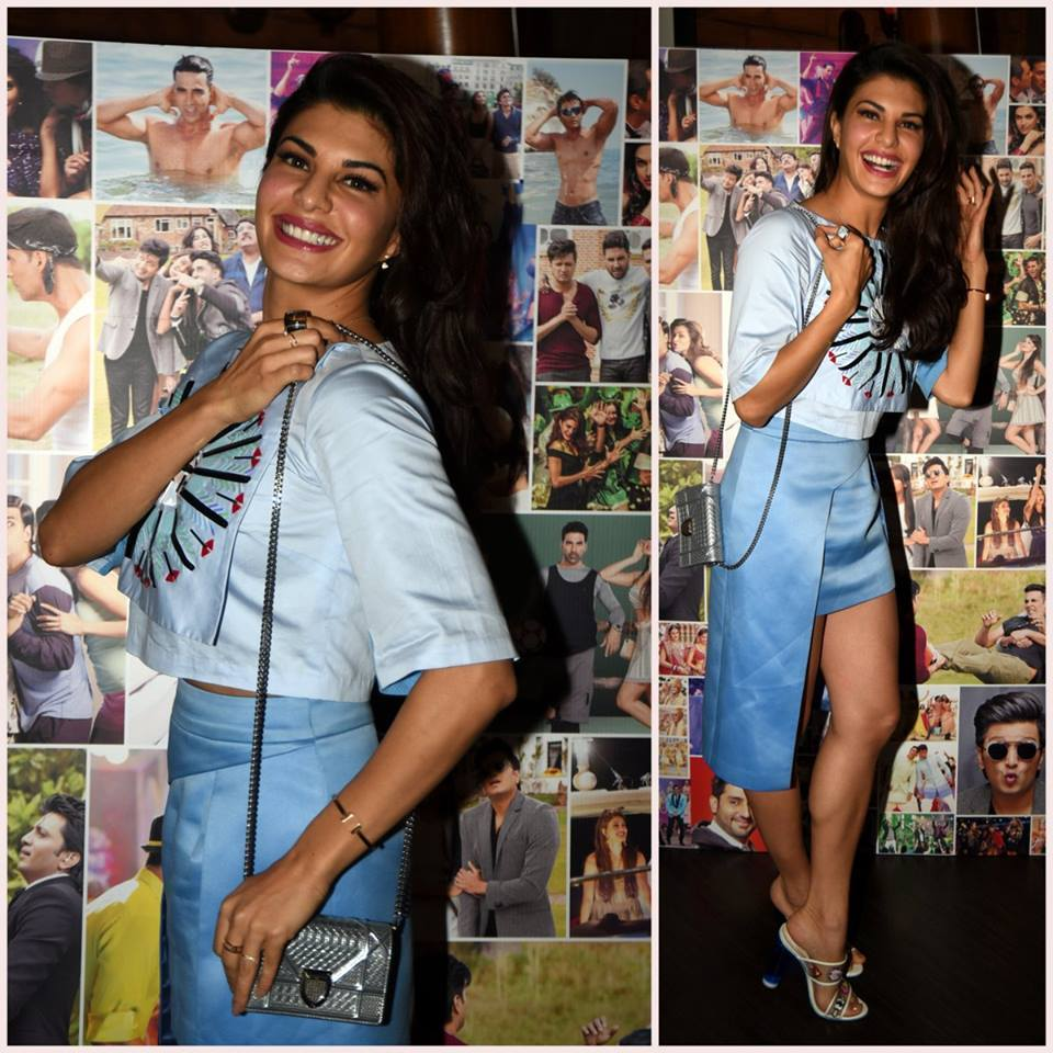 13265897_1035874853156859_9072746444438292825_n Jacqueline Fernandez Outfits-Top 20 Dressing Styles of Jacqueline This Year