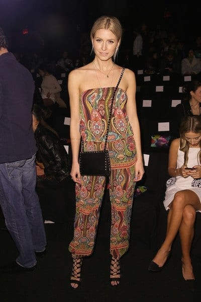 2-The-Love-in-Artistic-Clothing Lena Gercke Outfits-25 Best Dressing Style of Lena Gercke to Copy