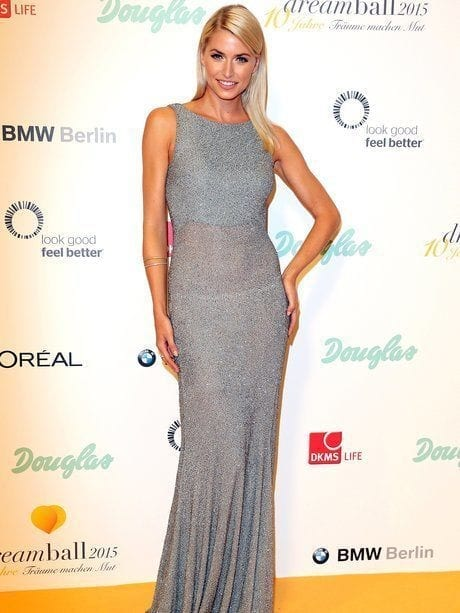 20-Her-Stunning-Met-Gala-Style Lena Gercke Outfits-25 Best Dressing Style of Lena Gercke to Copy