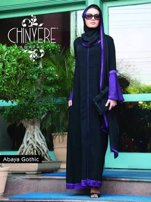219212xcitefun-abaya-gothic Kaftan Abaya Designs-18 Latest Styles to Buy Online Now
