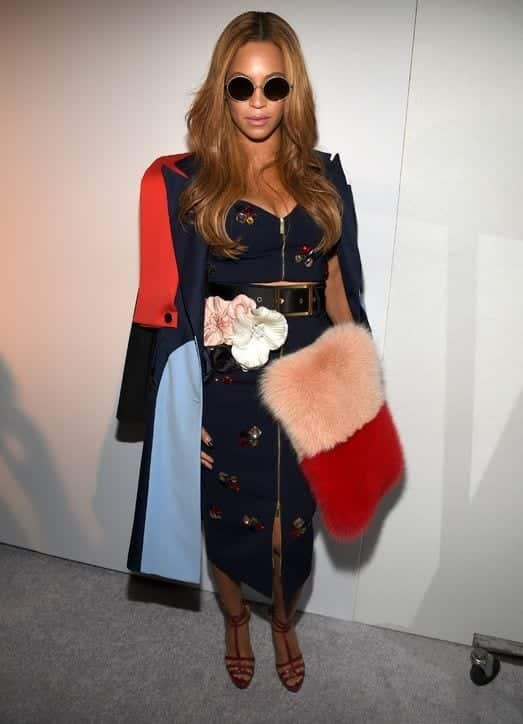 7-Adidas-Fashion-Week-Outfit Beyonce Outfits - 25 Best Dressing Styles of Beyoncé to Copy