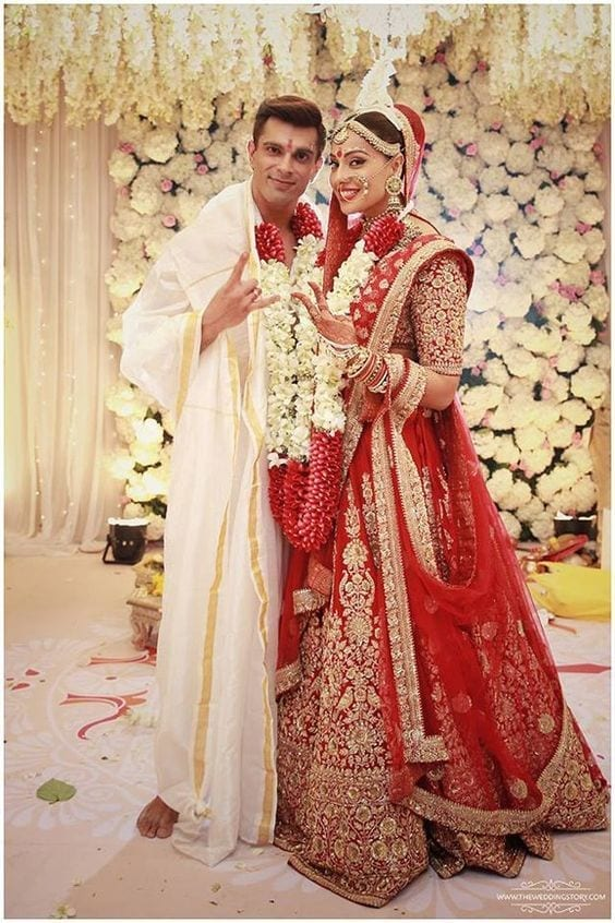 844bc28b10eb8f14efe20c221bab1c36 The Best and Cutest Bollywood Real Life Couples who Married