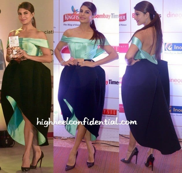 Jacqueline-Fernandez-At-Times-Food-Awards-2016-1-630x600 Jacqueline Fernandez Outfits-Top 20 Dressing Styles of Jacqueline This Year