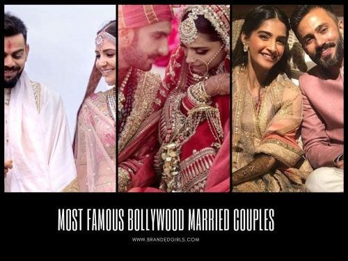 Most-Famous-Bollywood-Married-Couples-500x375 The Best and Cutest Bollywood Real Life Couples who Married