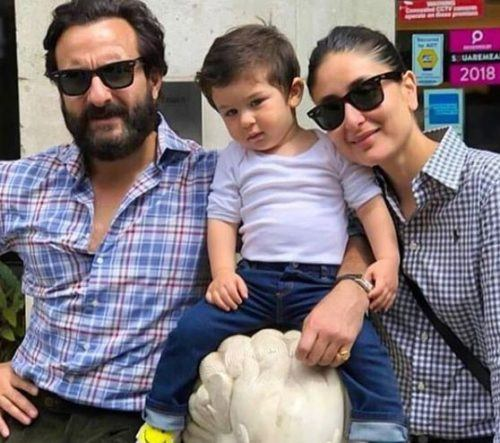 Saif-and-Kareena-bollywood-couple-500x443 The Best and Cutest Bollywood Real Life Couples who Married