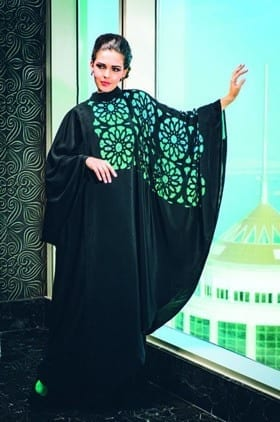 amal-murad-1 Kaftan Abaya Designs-18 Latest Styles to Buy Online Now