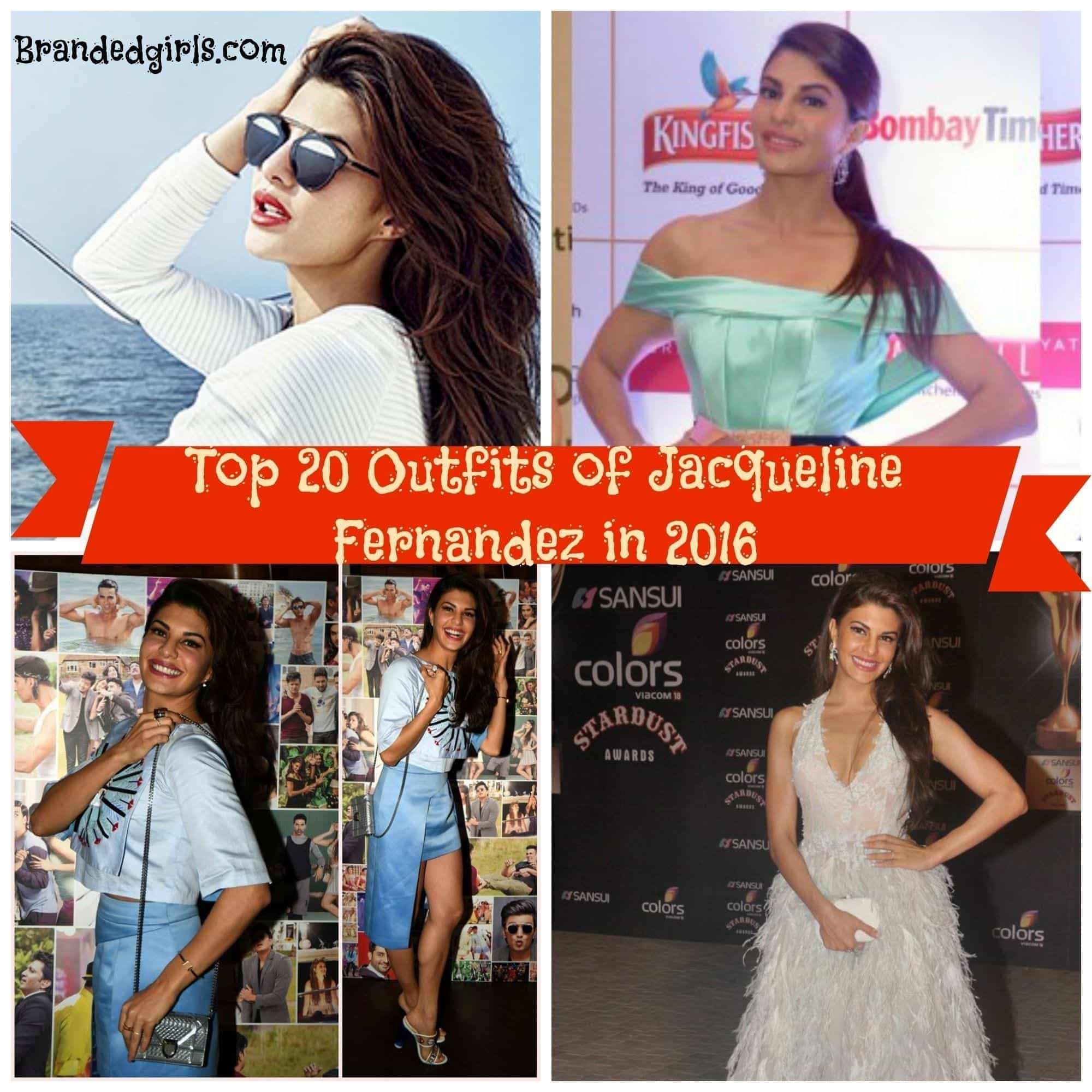 Jacqueline Fernandez OutfitsTop 20 Dressing Styles of Jacqueline This Year