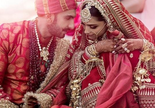bollywood-couple-deepveer The Best and Cutest Bollywood Real Life Couples who Married