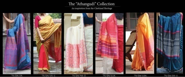 ethicus_athangudi_collection Indian Fashion Brands – Top 20 Indian Clothing Brands 2016