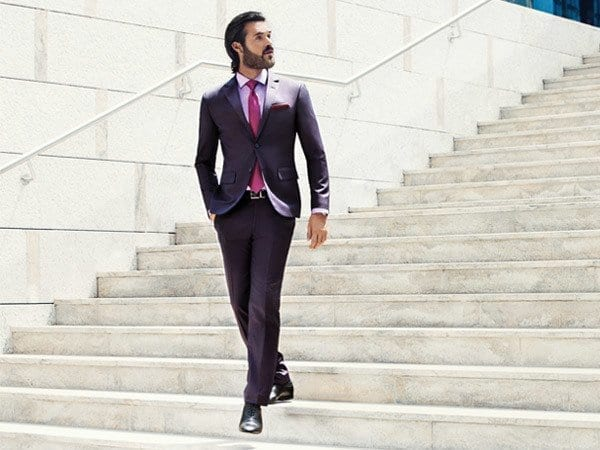 raymonds-slim-fit-suit1 Indian Fashion Brands – Top 20 Indian Clothing Brands 2019