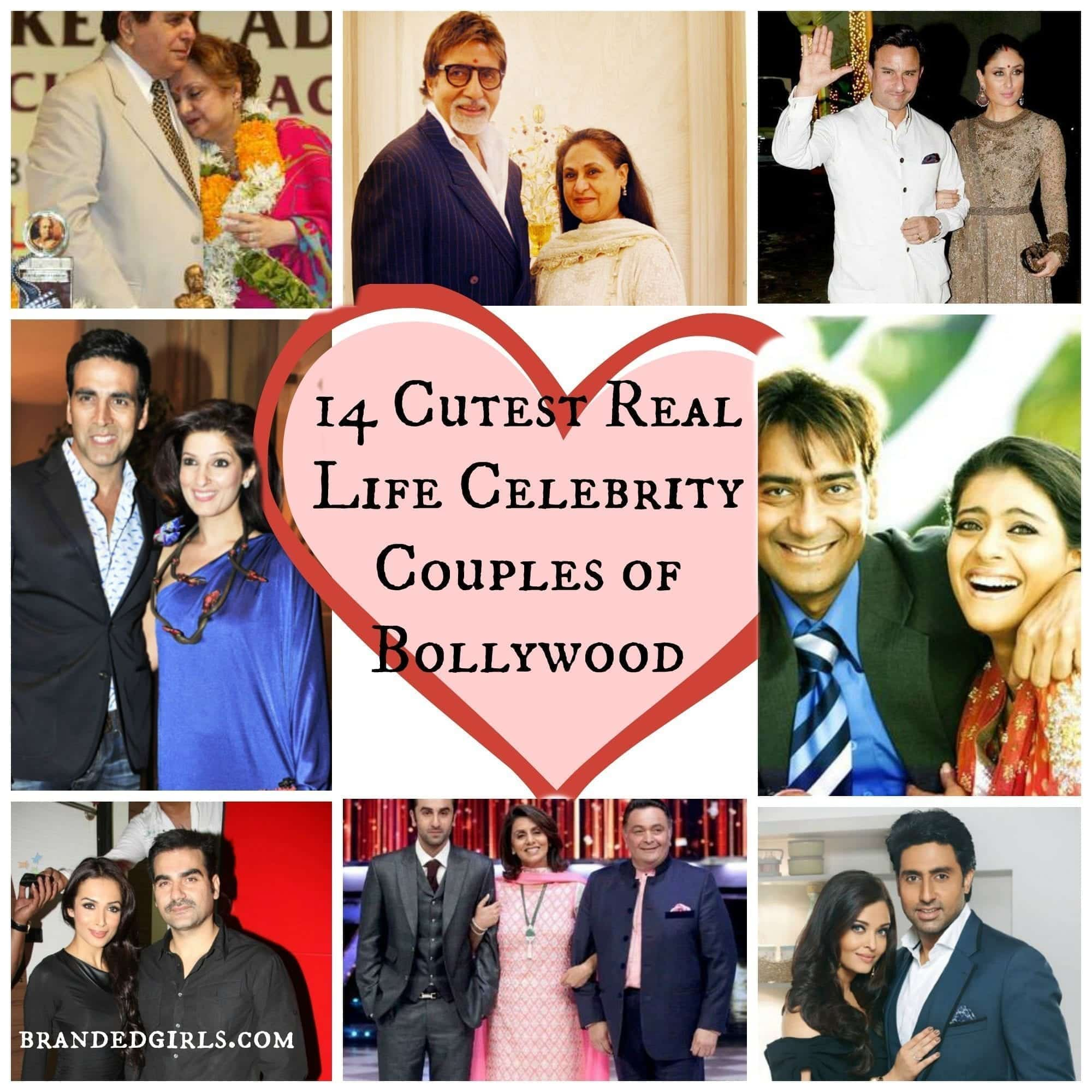 real life bollywood couples