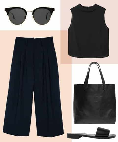 060716_SummerAllBlack_embed3REVISE All Black Summer Outfits - How to Wear all Black In Summer