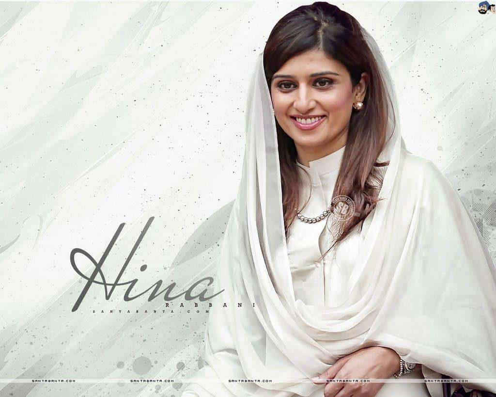 309601xcitefun-hina-rabbani-wallpaper-2-1024x819 20 Most Beautiful Female Politicians In The World