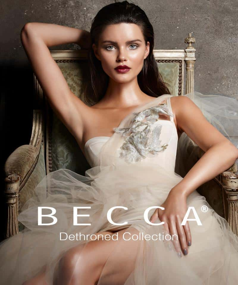 BECCA-Cosmetics-Dethroned-Collection-promo Top Makeup Brands – List of 15 Most Popular Cosmetics Brands 2019