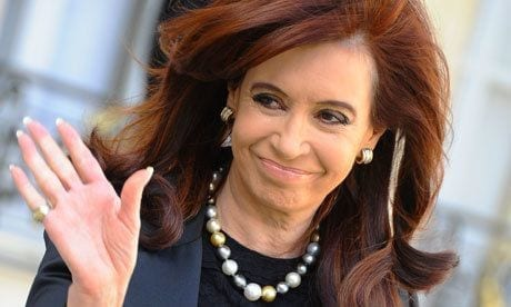Cristina-Fernandez-de-Kir-008 20 Most Beautiful Female Politicians In The World