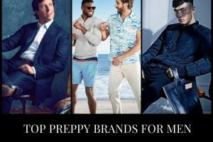 Top 10 Preppy Clothing Brands For Men To Keep On The Radar