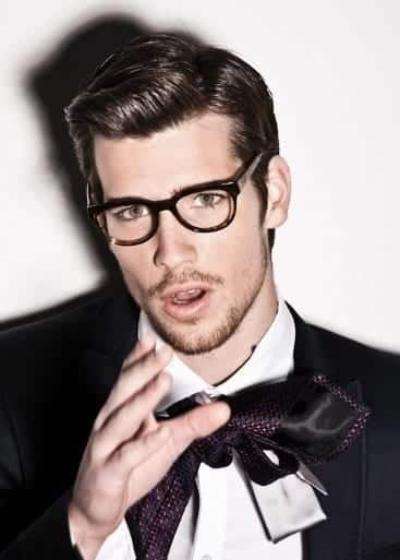 guys_with_glasses_5 Cute Nerd Hairstyles for Boys - 18 Hairstyles For Nerdy Look