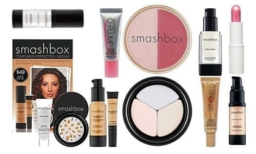smashbox Top Makeup Brands – List of 15 Most Popular Cosmetics Brands 2017