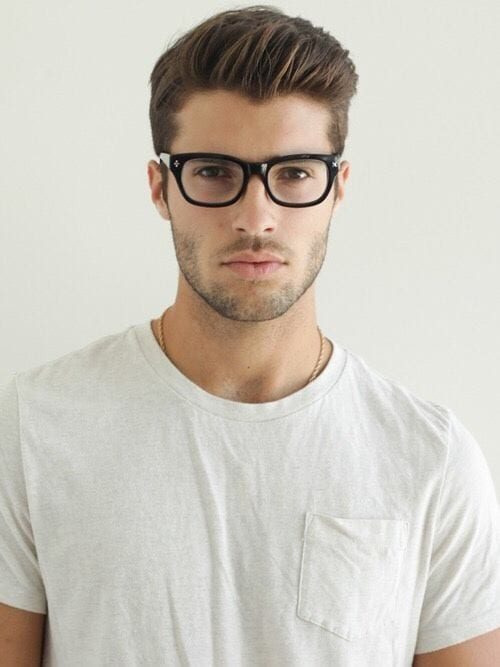 tumblr_nna5oeTszn1urvq3mo1_500 Cute Nerd Hairstyles for Boys - 18 Hairstyles For Nerdy Look