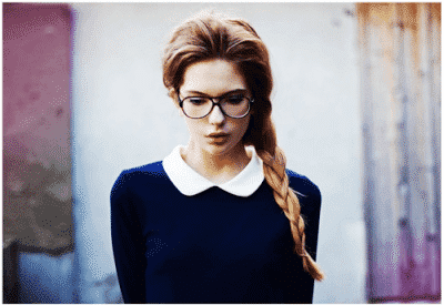 tumblr_nte5jkPzvf1u9246mo1_400 Cute Nerd Hairstyles For Girls-19 Hairstyles For Nerdy Look