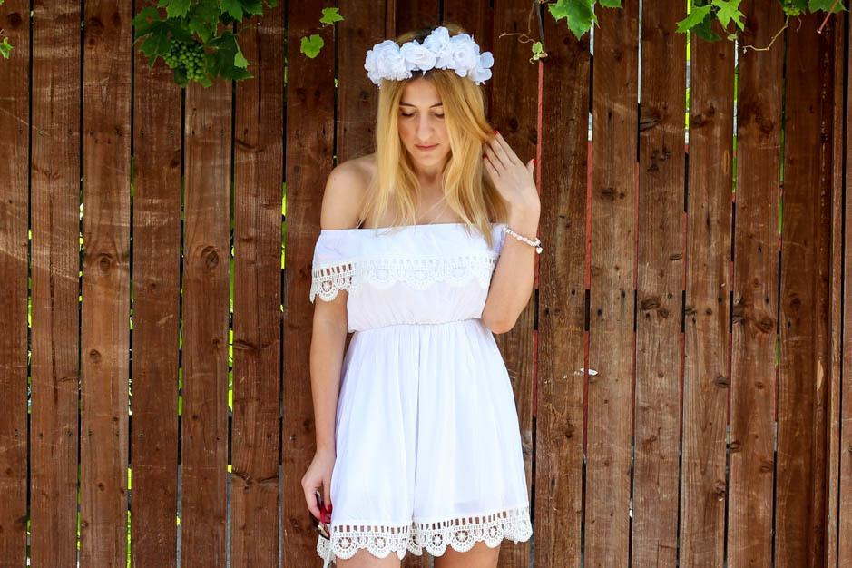 white-dress-5 Latest Summer Fashion Trends To Follow- Top Trends of 2016