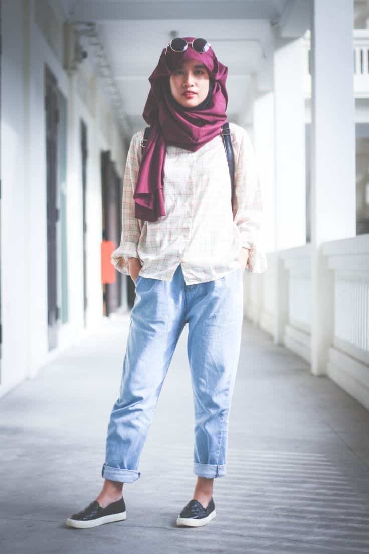 Indonesian Hijab Styles - 15 News Hijab Trends In Indonesia