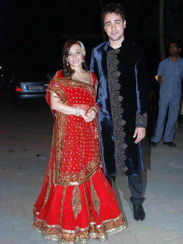 Imran_Khan_Avantika_Malik_Mehendi_Sangeet_Wedding-1 10 Most Expensive Bollywood Wedding Dresses of All The Time