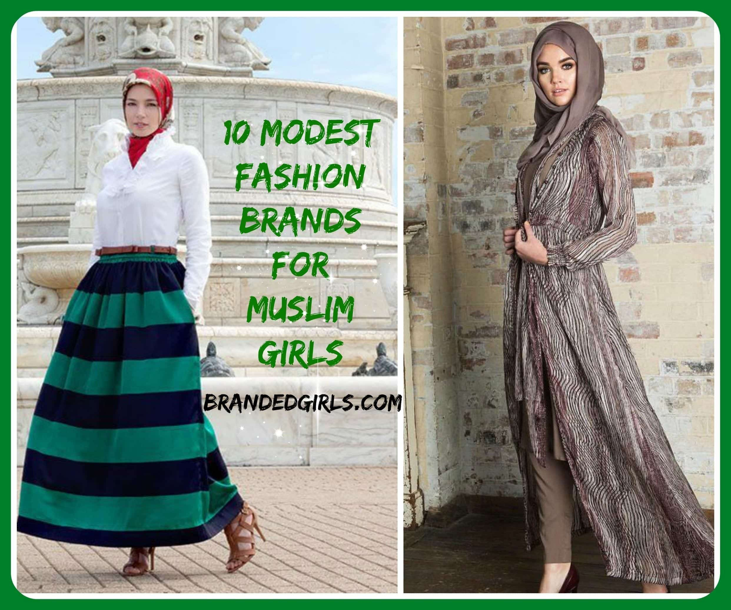 muslim fashion brands