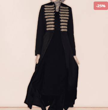 Screenshot-1057 Summer Abaya Collection-15 Abaya Designs to Stay Cool in Summers