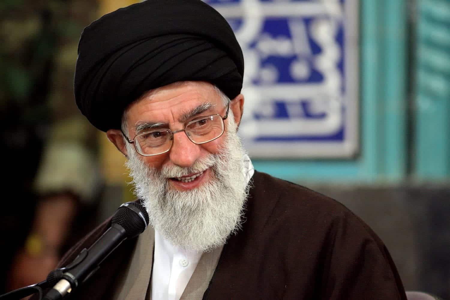ayatullah-sayyid Famous Muslims-20 Most Influential Muslims in The World