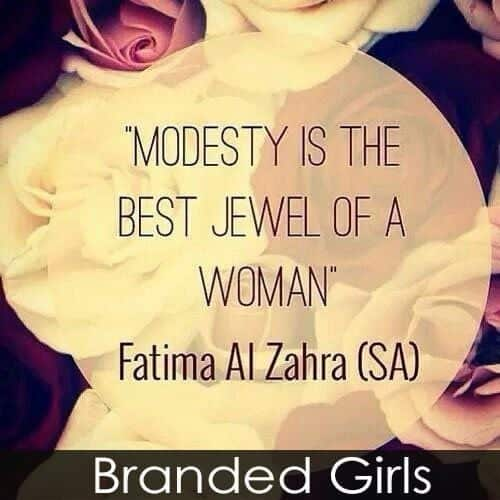 cfe3fea8e6a98a6658a5c043c99bc14d Hijab Quotations - 50 Best Quotes About Hijab In Islam