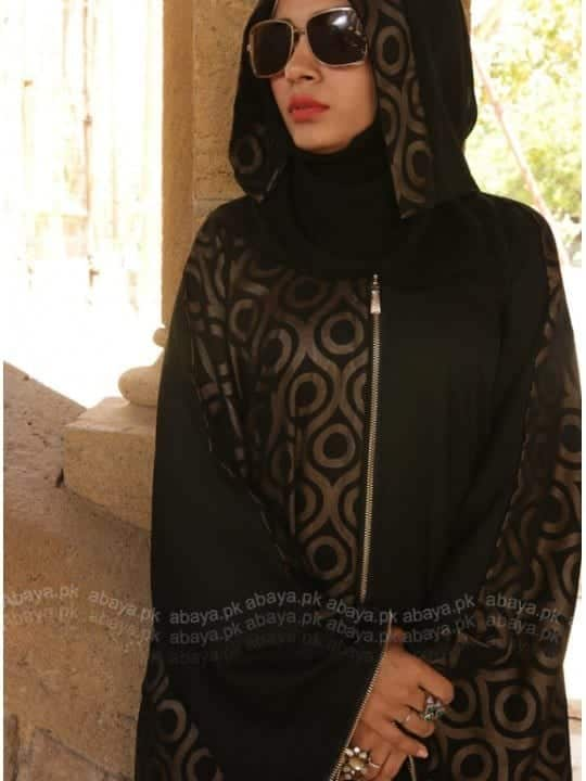 goldzipmain-540x720 15 New Abaya Styles for Teenage Girls For Modest Look