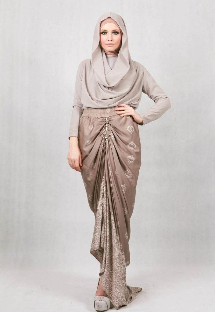 hijab-dress-2015-3-705x1024 Indonesian Hijab Styles-15 New Hijab Trends In Indonesia