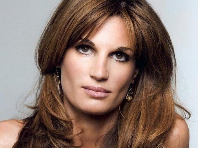 jemima-goldsmith White Muslim Women- 20 White Islamic Women with Colored Eyes