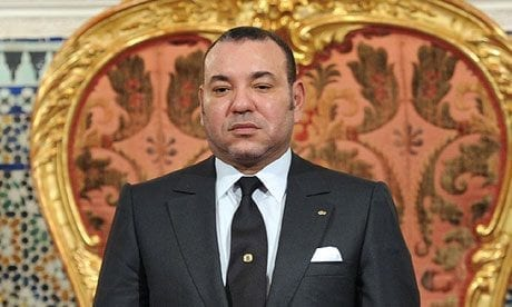 king-mohd-of-morocco Famous Muslims-20 Most Influential Muslims in The World