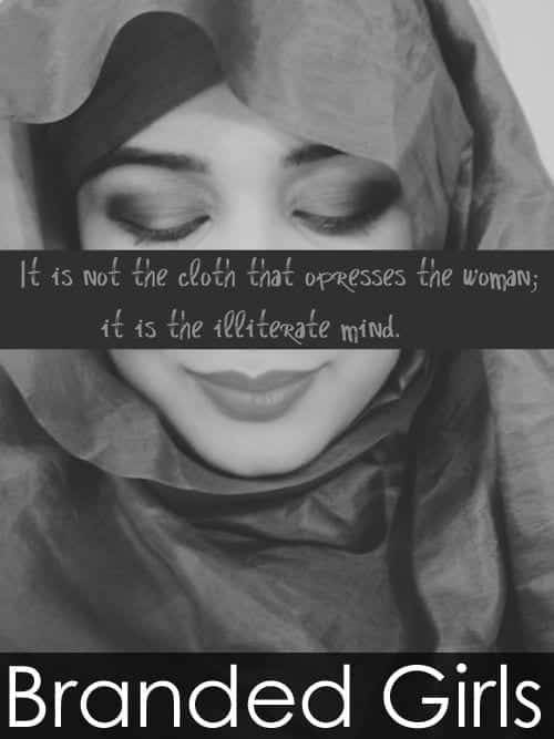 large-1 Hijab Quotations - 50 Best Quotes About Hijab In Islam