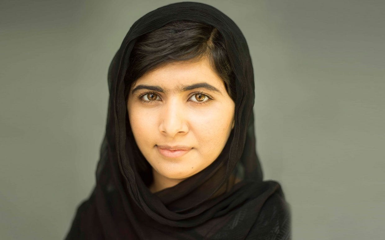 malala-yousafzai-ftr Famous Muslims-20 Most Influential Muslims in The World