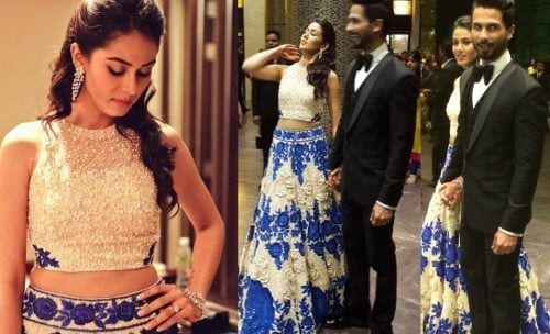 mira-rajpur-recep-wed-500x304 10 Most Expensive Bollywood Wedding Dresses of All The Time