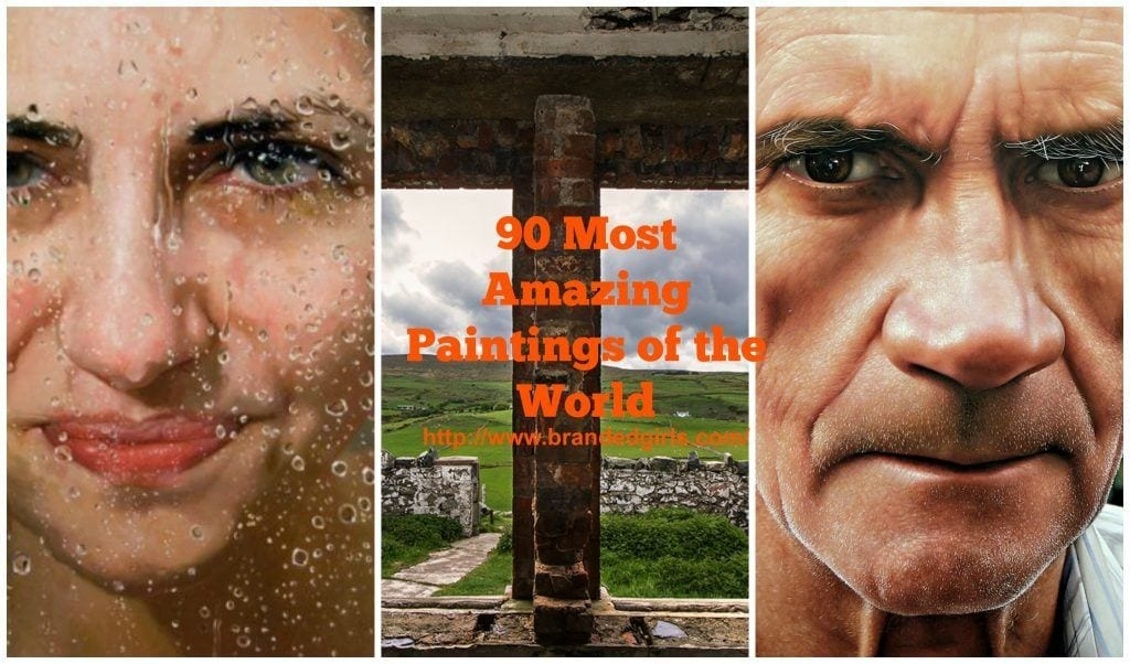 most-amazing-paintings-of-the-world-1024x602 90 Most Amazing Paintings of the World-Beautiful and Famous Art
