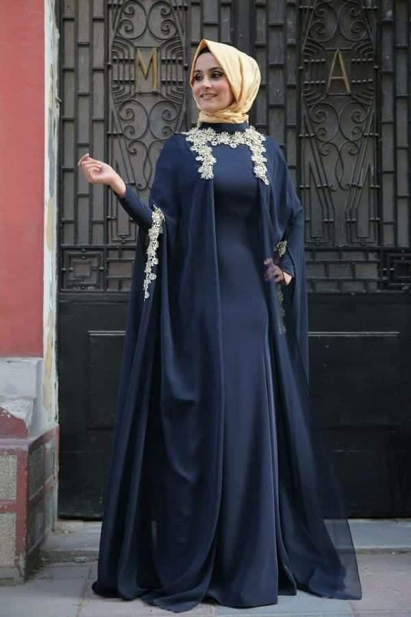 neww 15 New Abaya Styles for Teenage Girls For Modest Look