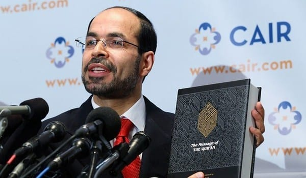 nihad-awad Famous Muslims-20 Most Influential Muslims in The World