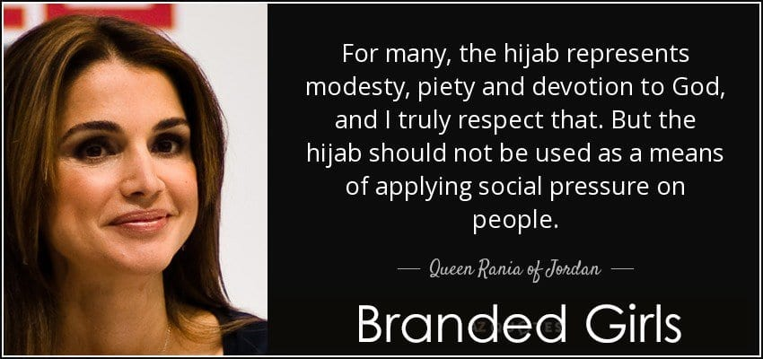quote-for-many-the-hijab-represents-modesty-piety-and-devotion-to-god-and-i-truly-respect-queen-rania-of-jordan-23-84-60 Hijab Quotations - 50 Best Quotes About Hijab In Islam