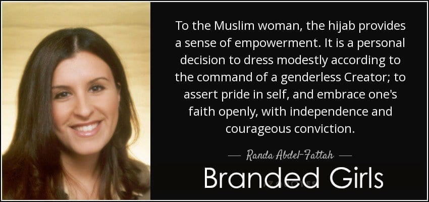 quote-to-the-muslim-woman-the-hijab-provides-a-sense-of-empowerment-it-is-a-personal-decision-randa-abdel-fattah-97-71-54 Hijab Quotations - 50 Best Quotes About Hijab In Islam