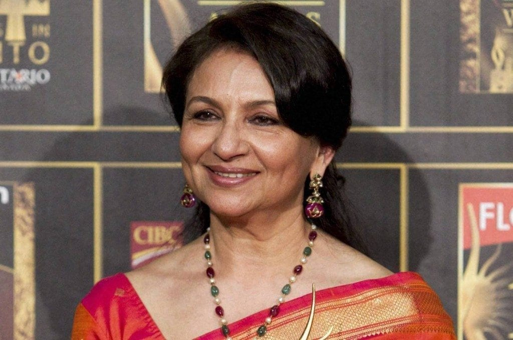 sharmila-tagore-converts-to-islam-1024x680 English Muslim Converts-30 Famous People Who Converted To Islam