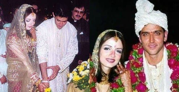 suzannes-expensive-wedding-and-dress 10 Most Expensive Bollywood Wedding Dresses of All The Time