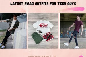 10 Swag Outfits for Teen Guys for Perfect Look