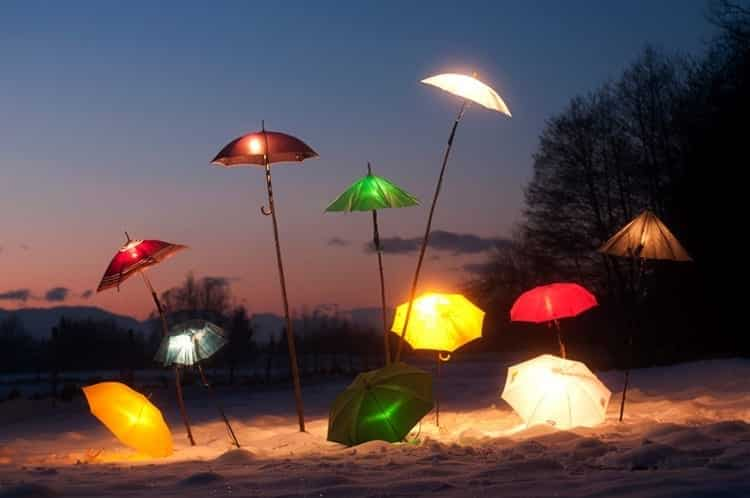 umbrellas-with-lights-fixed-inside-them Beautiful Display Pictures-50 Best Profile Pictures for Facebook