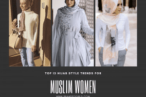 Best Trending Hijab Styles For Muslim Women (1)